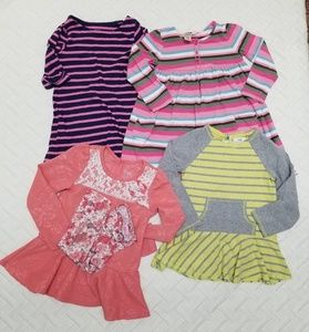 Girl's winter clothing lot. Size 4